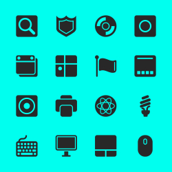 Computer System Icons