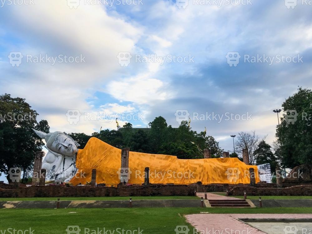 Reclining Buddha, Thailand