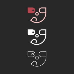 Dog - Typography Series