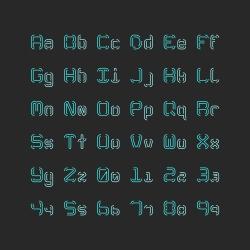 Thin Typescript Set - Typography Series