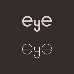 Eye - Typography Series