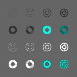 Lifebuoy Icon - Multi Series