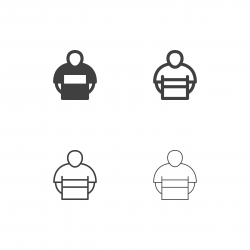 Sport Player Icons - Multi Series