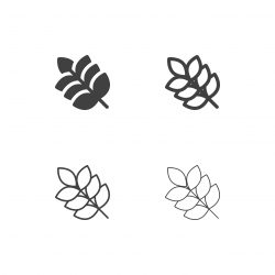 Wheat Icons - Multi Series