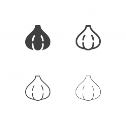 Garlic Icons - Multi Series