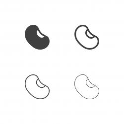 Bean Icons - Multi Series
