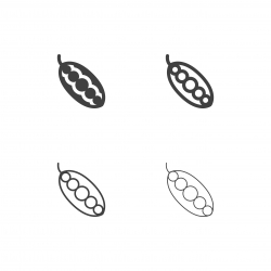 String Bean Icons - Multi Series