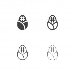 Corn Icons - Multi Series
