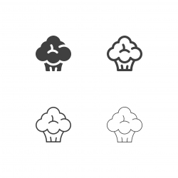 Broccoli Icons - Multi Series
