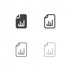 Stat File Icons - Multi Series