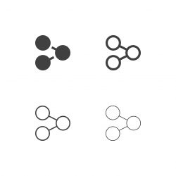 Sharing Icons - Multi Series