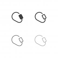 Carabiner Icons - Multi Series