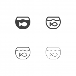 Fishbowl Icons - Multi Series