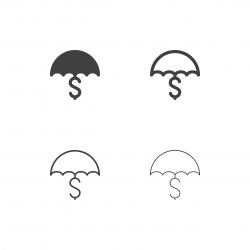 Money Saving Icons - Multi Series