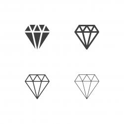 Diamond Icons - Multi Series