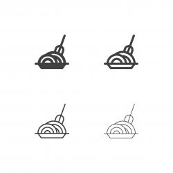 Spaghetti Icons - Multi Series