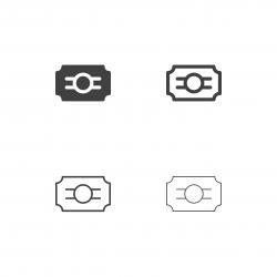 Ticket Icons - Multi Series