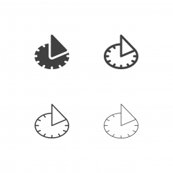 Sundial Icons - Multi Series