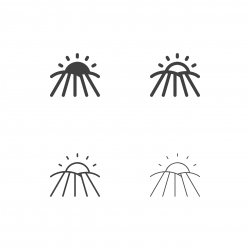 Grass Field Icons - Multi Series