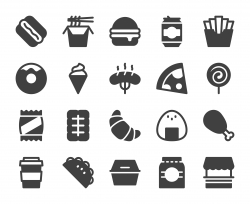 Fast Food - Icons