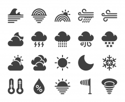 Weather - Icons