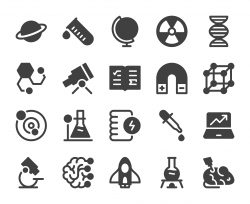 Science - Icons