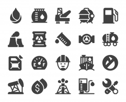 Fuel Industry - Icons