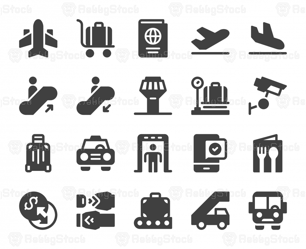 Airport - Icons