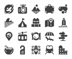Travel - Icons
