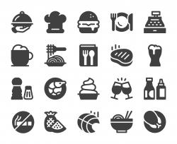 Restaurant - Icons