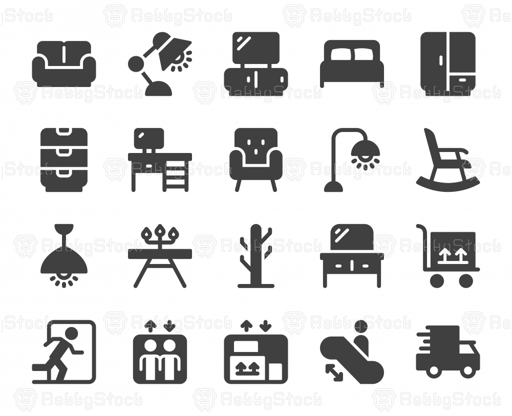 Furniture Outlet - Icons