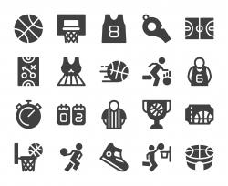 Basketball - Icons