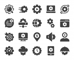 Gear Element - Icons
