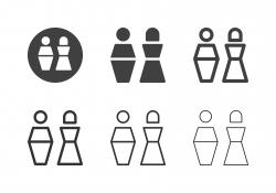 Gender Icons - Multi Series