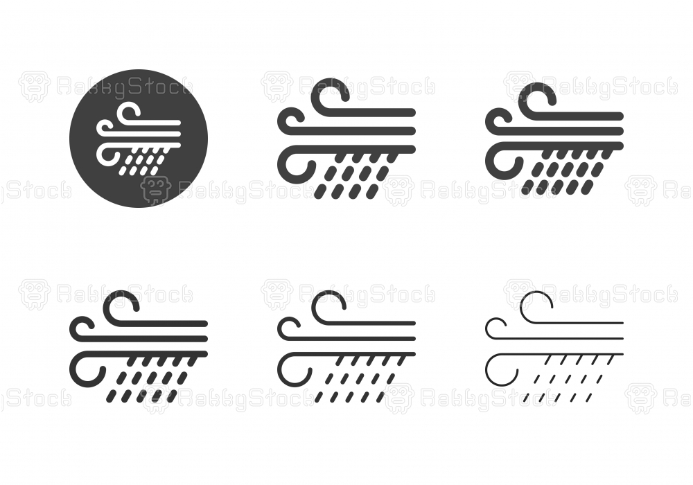 Storm Icons - Multi Series