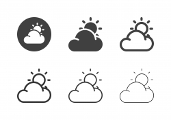 Daylight Icons - Multi Series