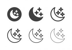 Nighttime Icons - Multi Series