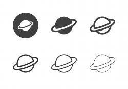 Saturn Icons - Multi Series