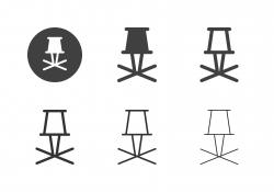 Thumb Pin Icons - Multi Series