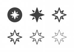 North Star Icons - Multi Series