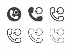 Redial Icons - Multi Series
