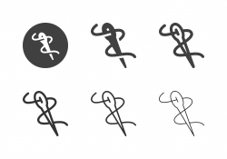 Needle Icons - Multi Series