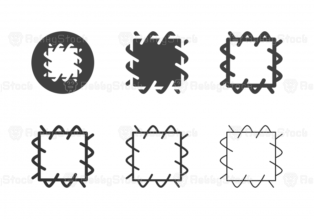 Knit Icons - Multi Series