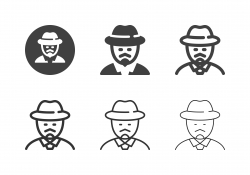 Journalist Icons - Multi Series