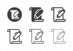 Note Icons - Multi Series