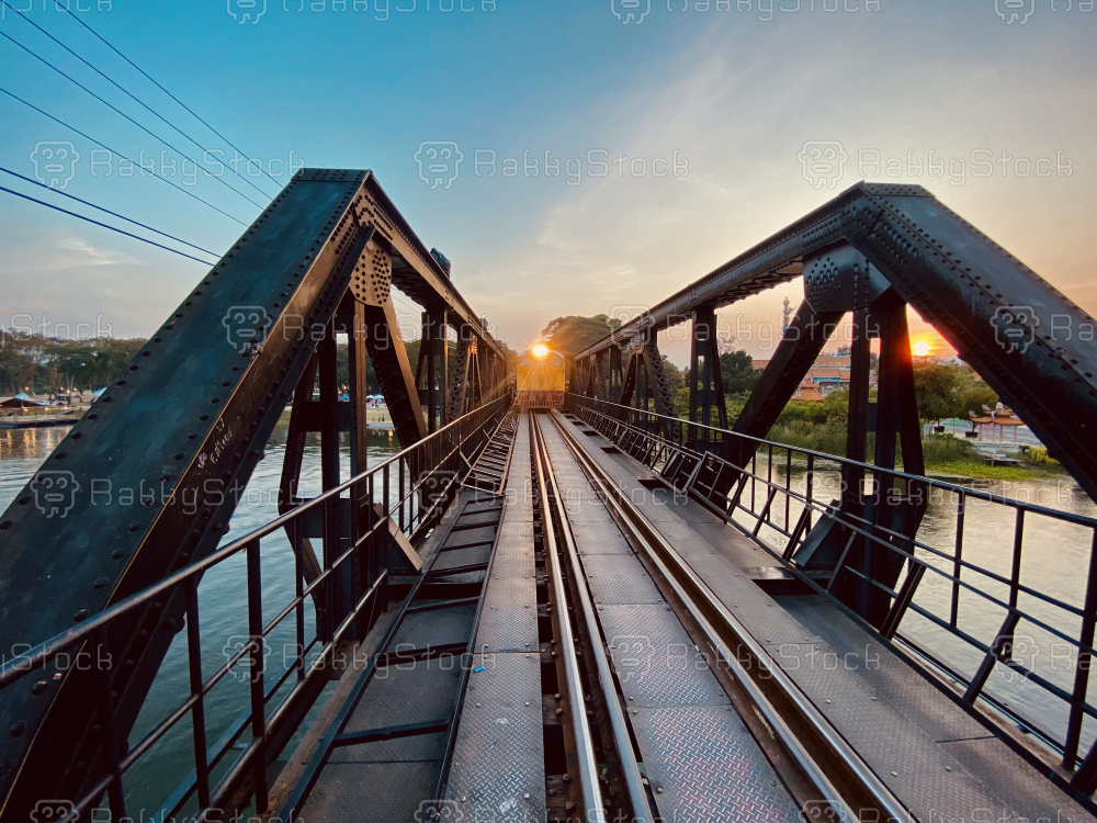 River Kwai Railway Bridge
