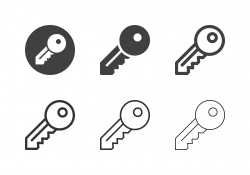 Key Icons - Multi Series