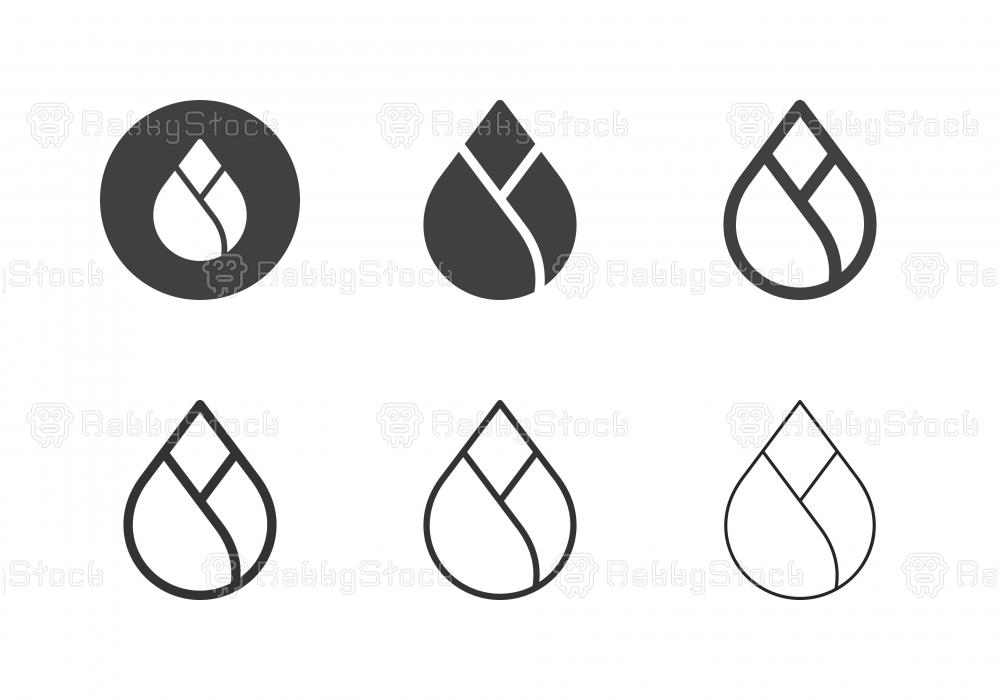 Lotus Icons - Multi Series