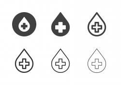 Blood Icons - Multi Series