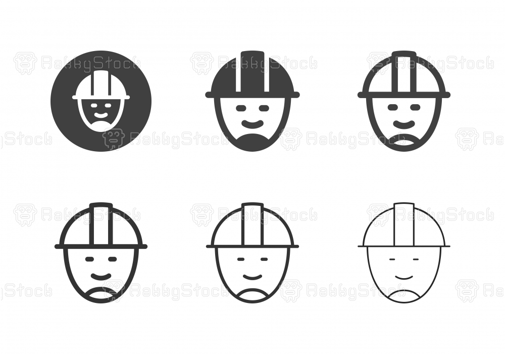 Engineer Icons - Multi Series